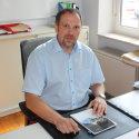 Bürgermeister Hermann Knauß