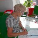 Gemeindesekretärin Marianne Stuppert